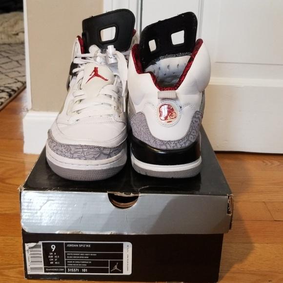 new style 5aa72 09e80 Jordan Spiz'ike Brooklyn 40a